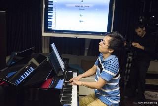 Pianovers Sailaway #2, Hiro #7