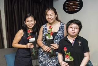 Pianovers Sailaway #2, Bhee Tan, Janice Kng, and Shirley