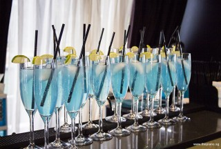Pianovers Sailaway #2, Welcome drinks