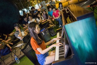 Pianovers Meetup #81, Sally Ng performing