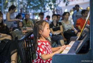 Pianovers Meetup #82 (Hari Raya Themed), Gwen performing