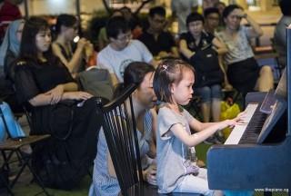 Pianovers Meetup #82 (Hari Raya Themed), I-Wen performing