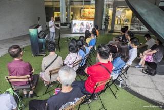 Pianovers Meetup #83, Yong Meng sharing with Pianovers