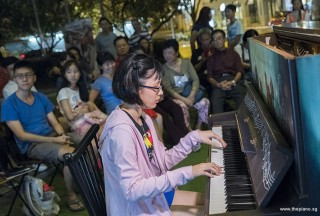 Pianovers Meetup #83, Yeo Ming performing