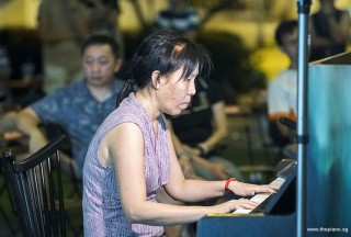 Pianovers Meetup #84, May Ling performing