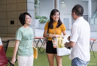 Pianovers Meetup #85, Chng Jia Hui, Debbie, and Yong Meng