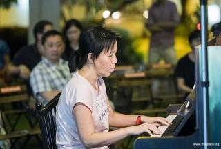 Pianovers Meetup #85, May Ling performing