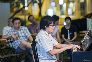 Pianovers Meetup #85, Teh Yuqing performing