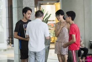 Pianovers Meetup #86, Alastair Soh, Yong Meng, Jess Kong, and Jaiden Soh