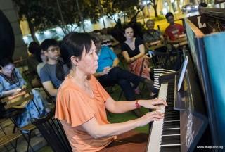 Pianovers Meetup #86, May Ling performing
