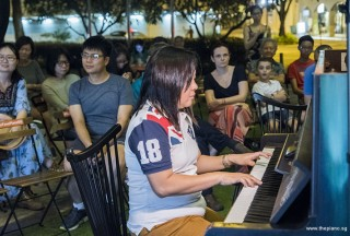Pianovers Meetup #86, Junn Lim performing