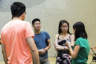 Pianovers Meetup #86, Jason Chua, Jeremy Foo, Janice Liew, and Audrey