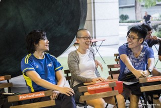 Pianovers Meetup #87, Teh Yuqing, Grace Wong and Kenneth Guan