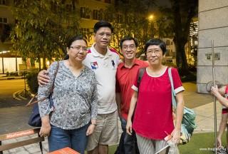 Pianovers Meetup #88 (NDP Themed), Fatimah, Jess, Chris Khoo, and Lim Ee Fong