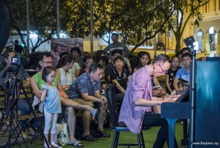 Pianovers Meetup #89, Teik Lee performing