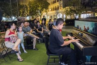 Pianovers Meetup #89, John performing for us