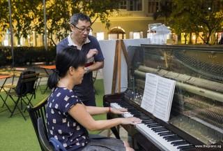 Pianovers Meetup #90, Gavin, and May Ling