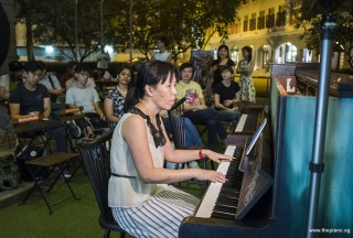 Pianovers Meetup #91, May Ling performing