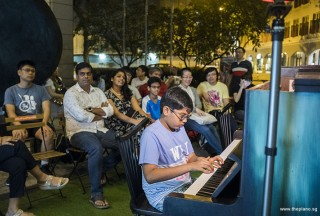 Pianovers Meetup #91, Rajvardhan Kotipalli performing