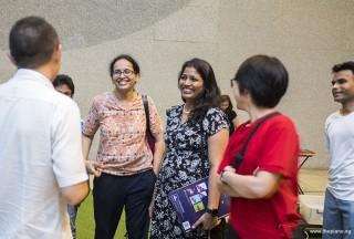 Pianovers Meetup #91, Yong Meng, Chng Jia Hui, Tejas Kurmala's family, and Rajvardhan Kotipalli's family