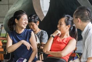 Pianovers Meetup #92, Jasmine, Evelina, and Yong Meng