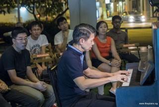 Pianovers Meetup #92, Rony Ang performing