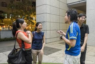 Pianovers Meetup #92, Evelina, Jasmine, Teh Yuqing, and Jonathan Lam