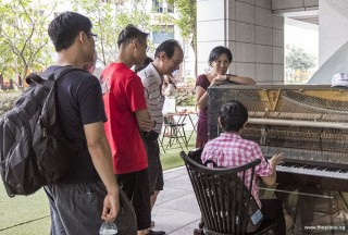 Pianovers Meetup #93, Lim Ee Fong playing