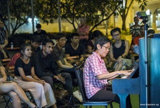 Pianovers Meetup #93, Lim Ee Fong performing