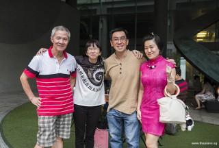 Pianovers Meetup #94 (Mid-Autumn Themed), Albert, Siew Tin, Chris Khoo, and Julia Goh
