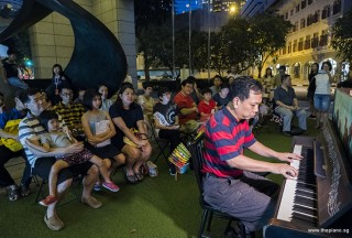 Pianovers Meetup #94 (Mid-Autumn Themed), William Lee performing