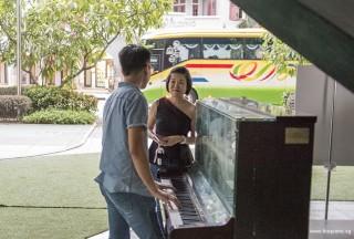 Pianovers Meetup #95, Kendrick Ong, and Julia Goh