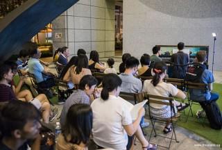 Pianovers Meetup #95, Jonathan Lam performing