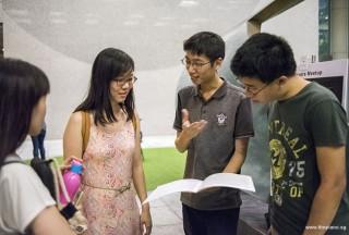 Pianovers Meetup #95, Ten Xiao Qin, Li Zhijing, Jonathan Lam, and Jeremy Foo