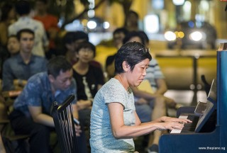 Pianovers Meetup #96, Lim Ee Fong performing
