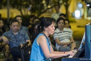 Pianovers Meetup #96, May Ling performing