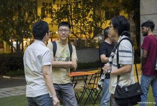 Pianovers Meetup #96, Grace Wong, Kenneth Guan, and Teh Yuqing