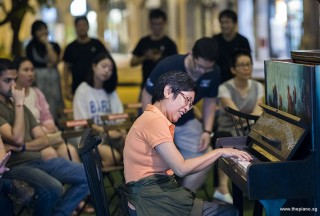 Pianovers Meetup #97, Lim Ee Fong performing