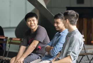Pianovers Meetup #98, Jeremy Chan, Duc, and Lukas Lim
