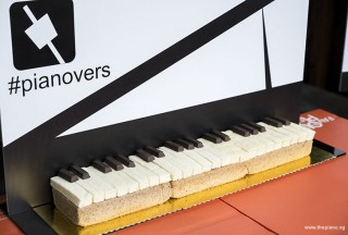 Pianovers Meetup #100 (Celebratory Themed), ThePiano.SG Cake #2