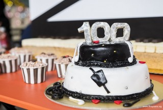 Pianovers Meetup #100 (Celebratory Themed), ThePiano.SG Cake #3