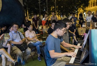 Pianovers Meetup #100 (Celebratory Themed), Jeremy Foo performing