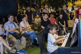 Pianovers Meetup #100 (Celebratory Themed), Brandon Yeo performing
