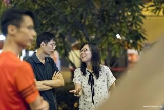 Pianovers Meetup #101, Jonathan Lam, and Li Zhijing