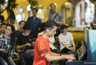 Pianovers Meetup #101, Gan Theng Beng performing