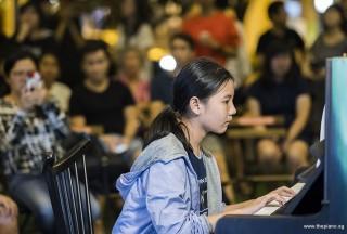 Pianovers Meetup #101, Fang Ke performing