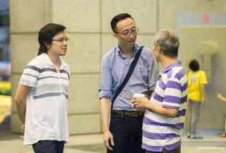 Pianovers Meetup #101, Teh Yuqing, Yu Teik Lee, and Albert Chan