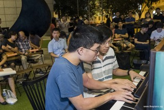 Pianovers Meetup #101, Jeremy Foo performing