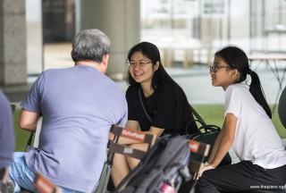 Pianovers Meetup #102, Peter Chin, Ng Mun Yee, and Sabrina Tong