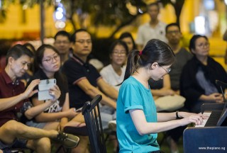 Pianovers Meetup #102, Janice Liew performing